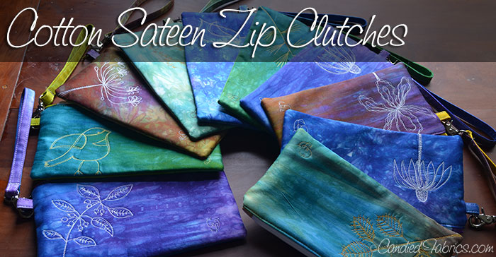 Sateen-Clutch-Heading