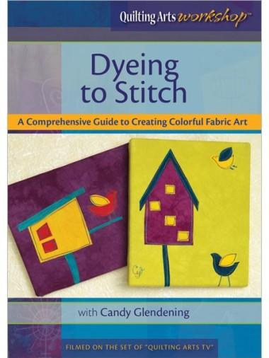 Dyeing to Stitch